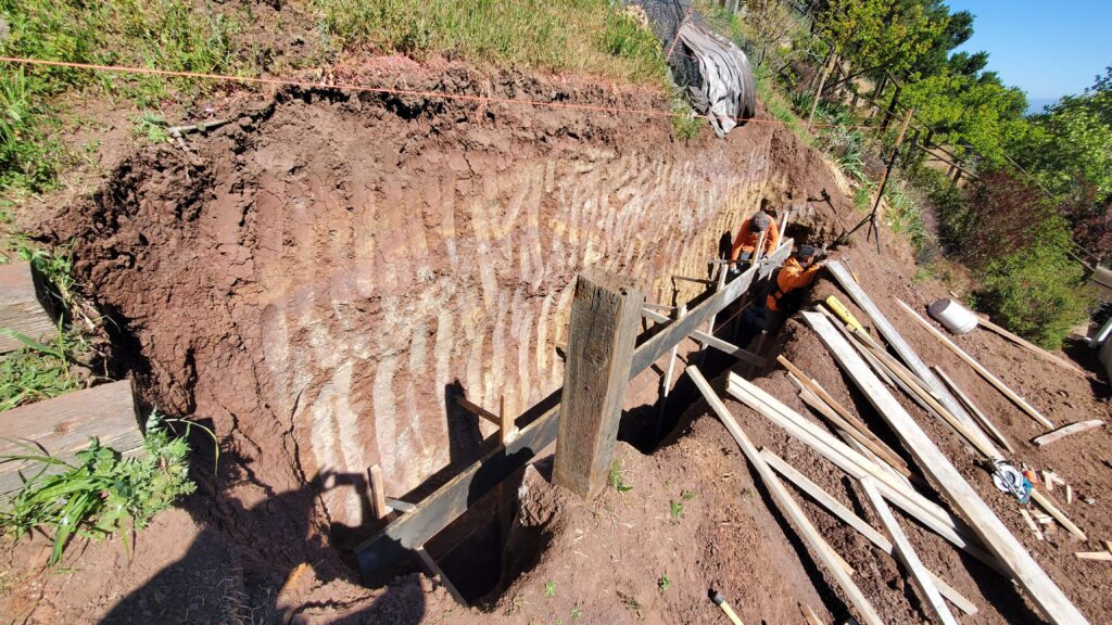 Belmont Retaining wall Contractor