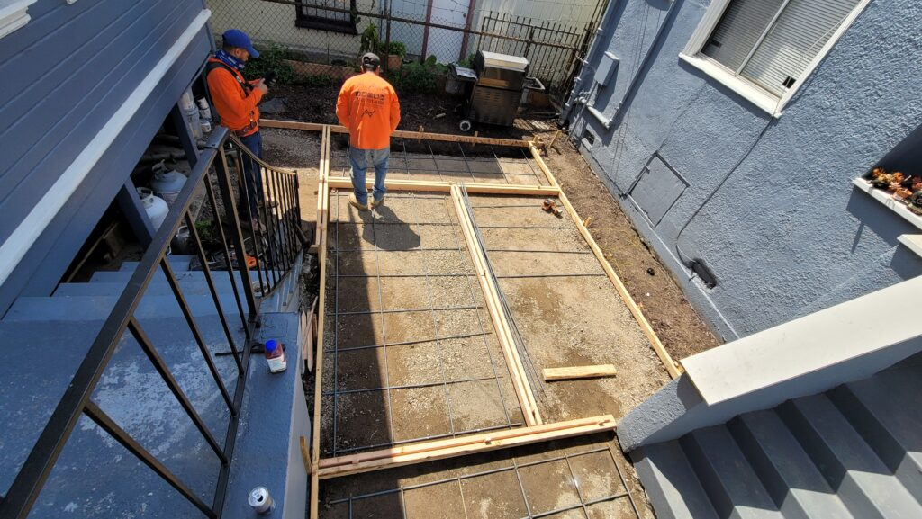 Emeryville concrete services