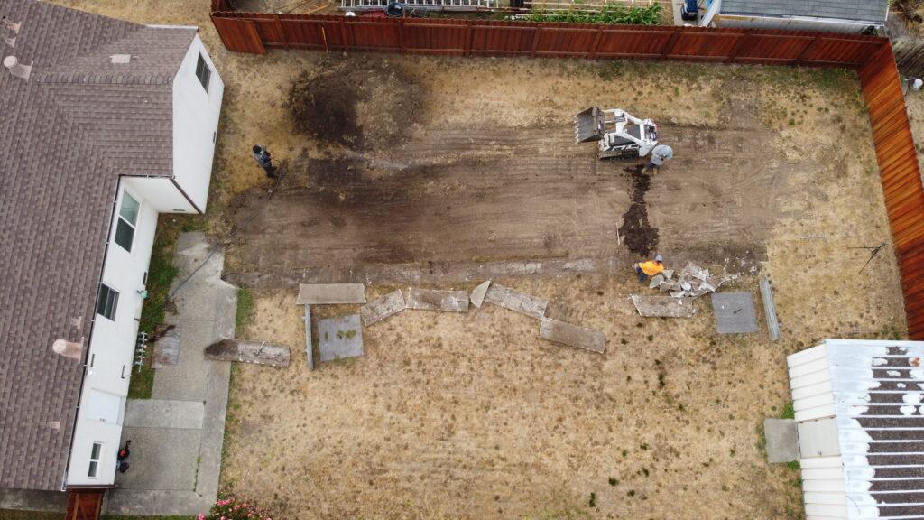 1. Richmond Concrete demo All Access 510-701-4400
