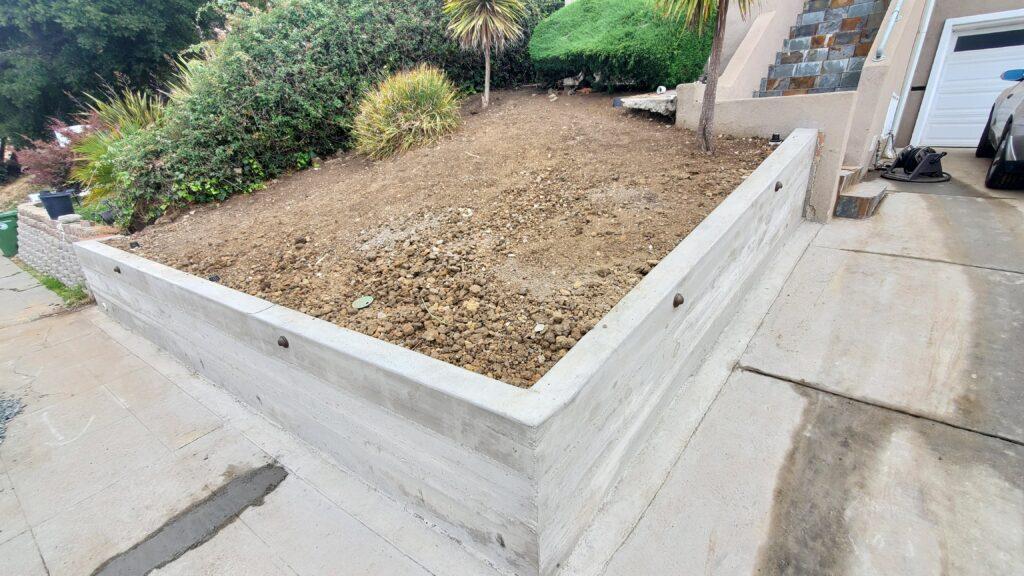 Retaining Wall Oakland Ca