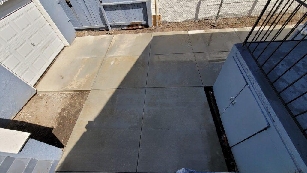 Concrete services Oakland CA