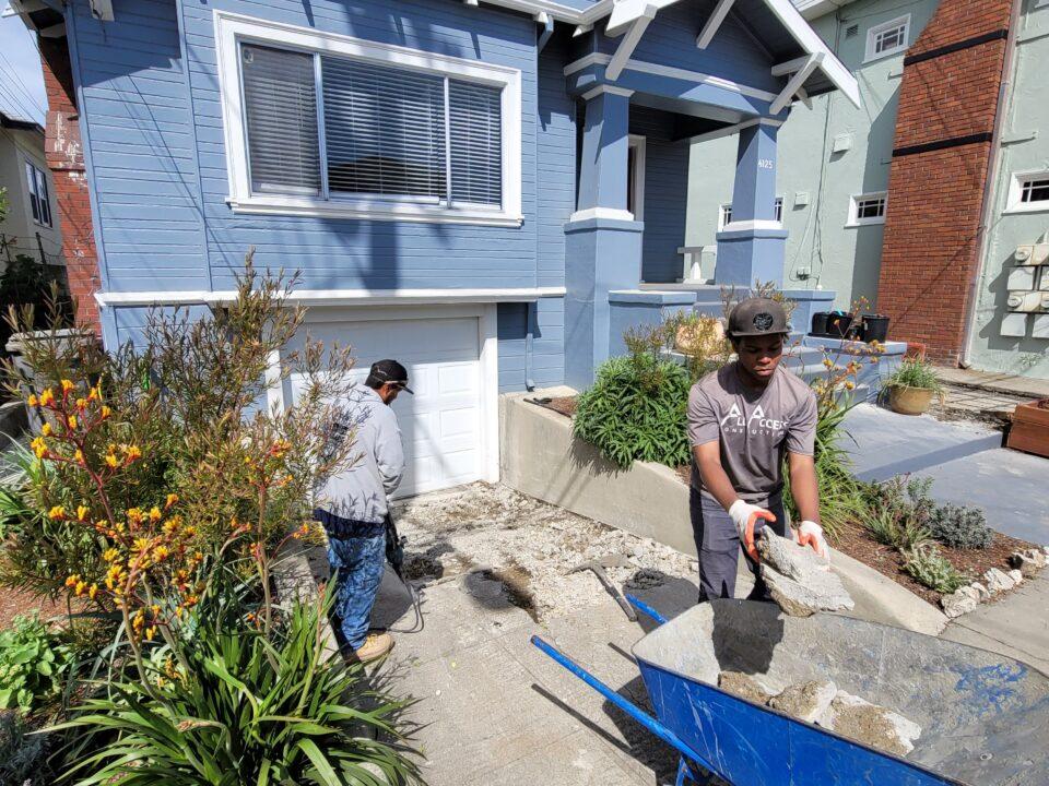 Oakland Concrete services