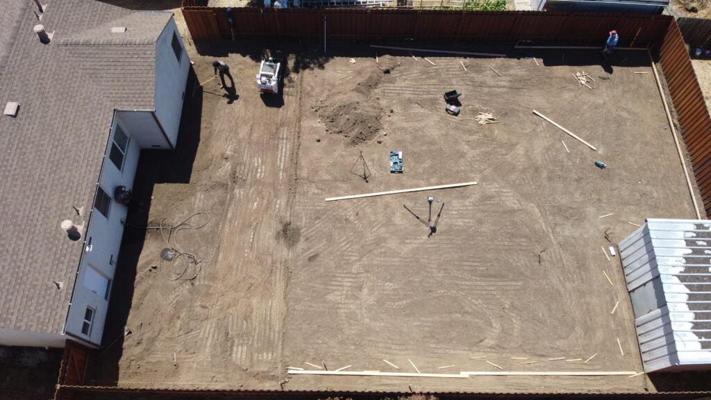 2. Richmond Grade for concrete patio