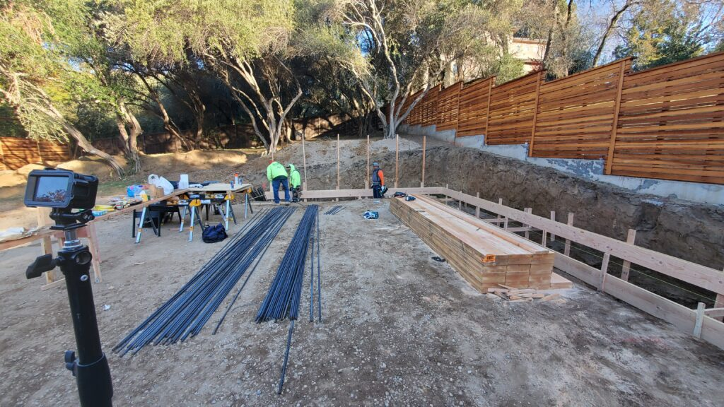 Sacramento Retaining Wall Constrction All Access 510-701-4400
