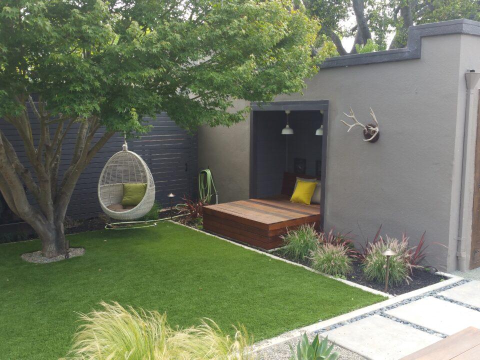 BAy ARea Modern landscape ideas