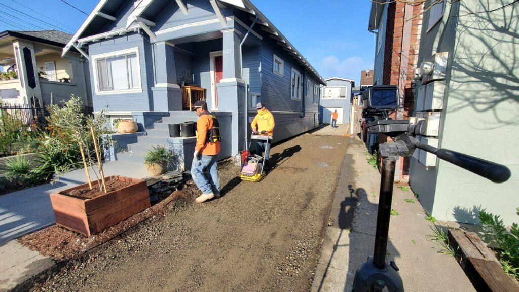 Concrete Driveway Contractor All Access 510-701-4400