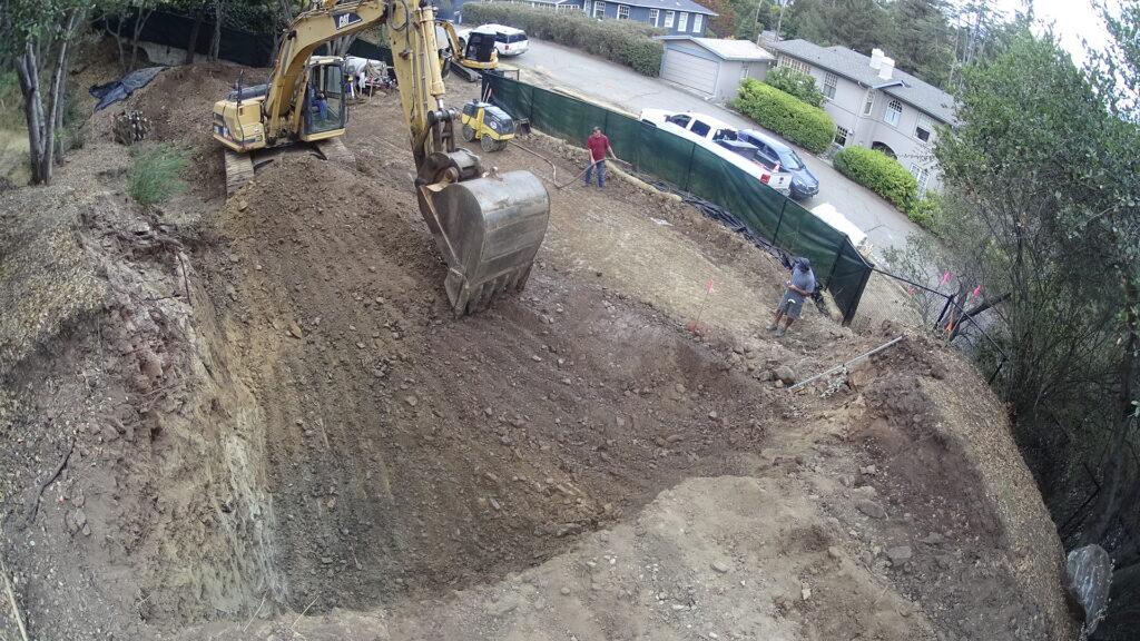 Grading Contractor Bay Area All Access 510-701-4400