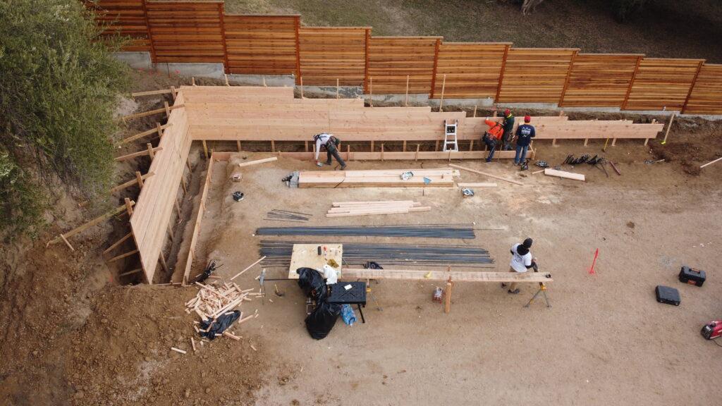 Bay Area Retaining wall Contractor