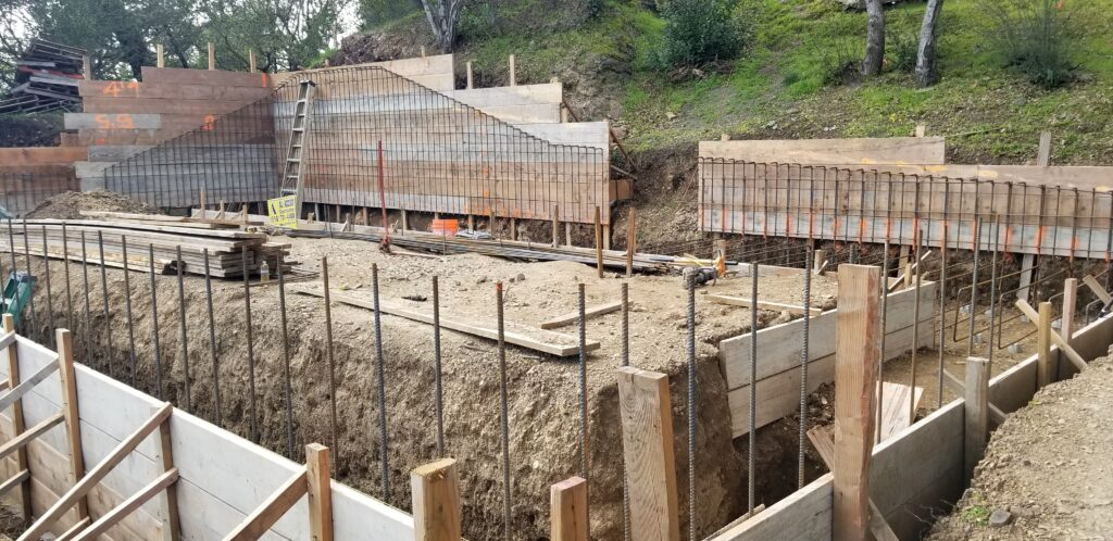 Structural Retaining wall Montclair near me