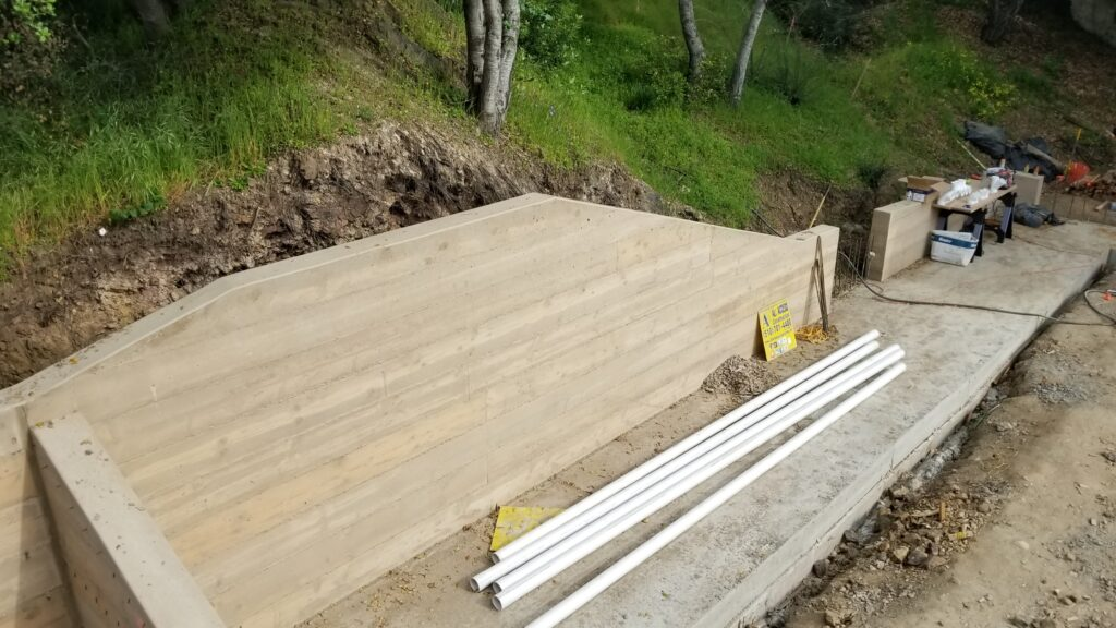 Bay Area Retaining Wall Contractor near me