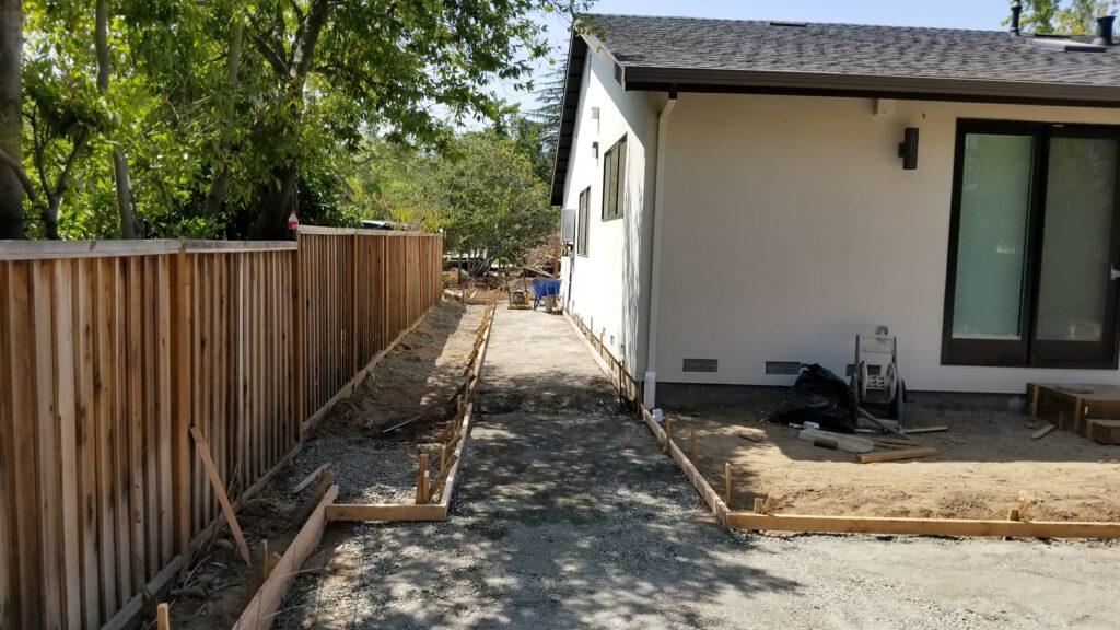 Concrete sidewalk near me san jose