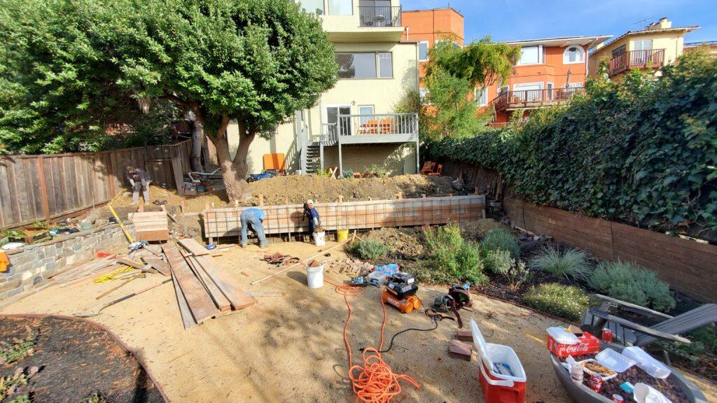 Concrete Retaining Wall Near Me Berkeley cA