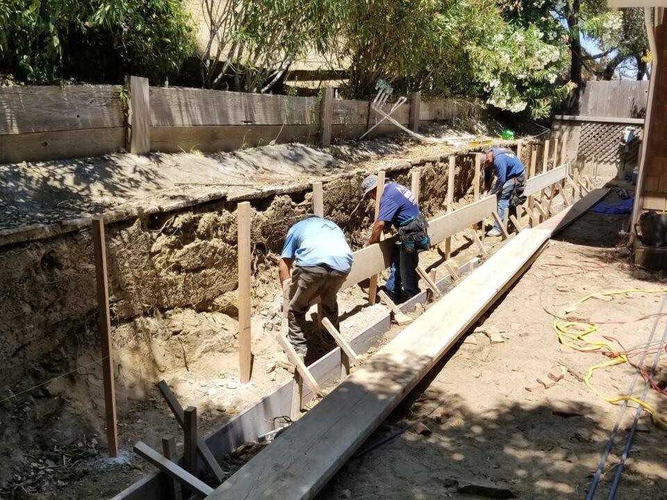 Retaining Wall Contractor San Rafael All Access 510-701-4400