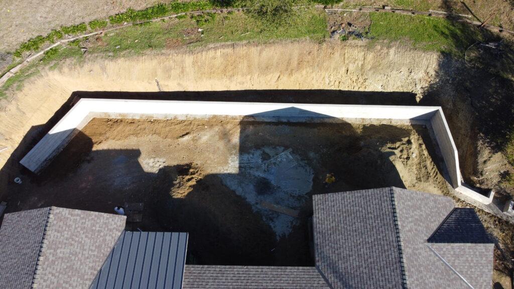 5.Concrete retaining wall near me orinda