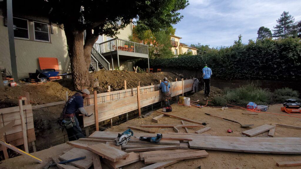 How Tall Can My Retaining Wall Be in Berkeley CA