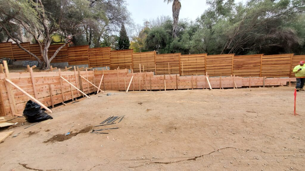 Sacramento Concrete Retaining wall All Access 510-701-4400