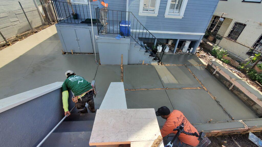 Emeryville concrete services near me