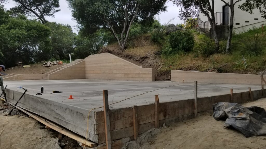 Retaining Wall Contractor near me sf bay area
