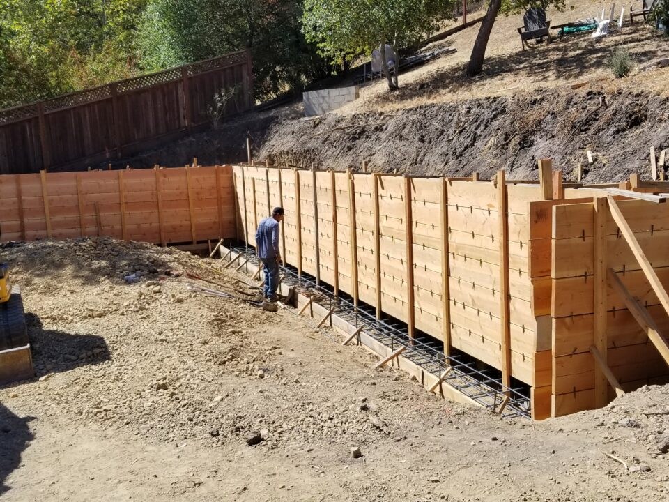 concrete wall contractor near me walnut creek