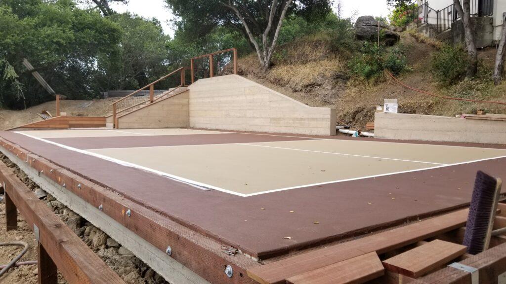 How to build a concrete retaining Wall Near me oakland