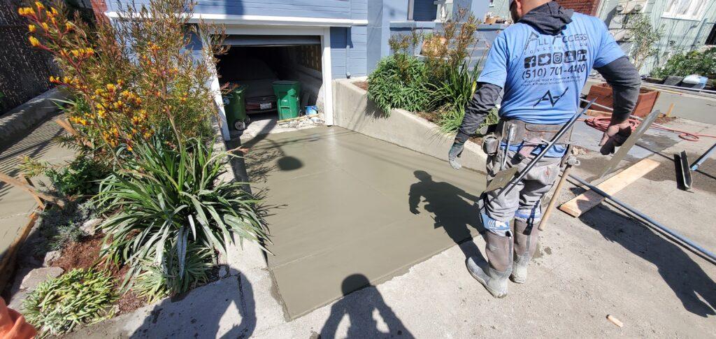 Concrete Services near San Francisco