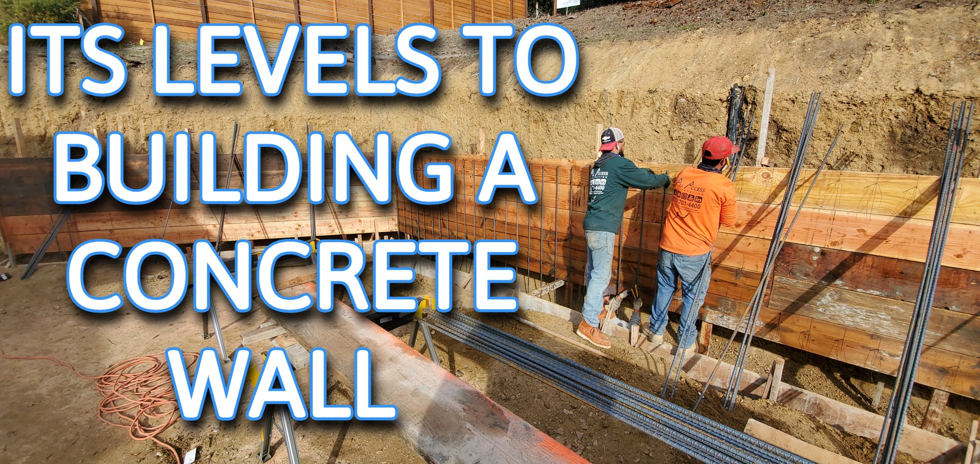 bAY AREA RETAINING CONTRACTOR aLL ACCESS 510-701-4400