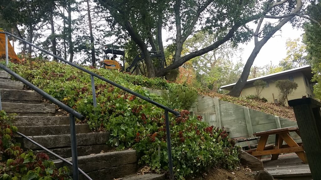 Retaining Wall Construction ... All Access 510-701-4400