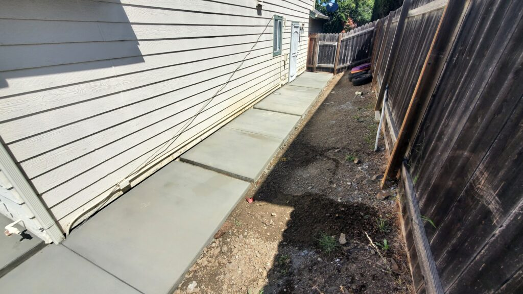 Concrete Sidewalk Services near me Bay area