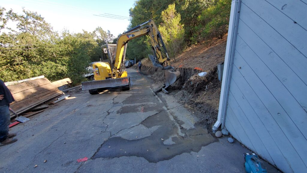 Excavation Contractor All Access 510-701-4400