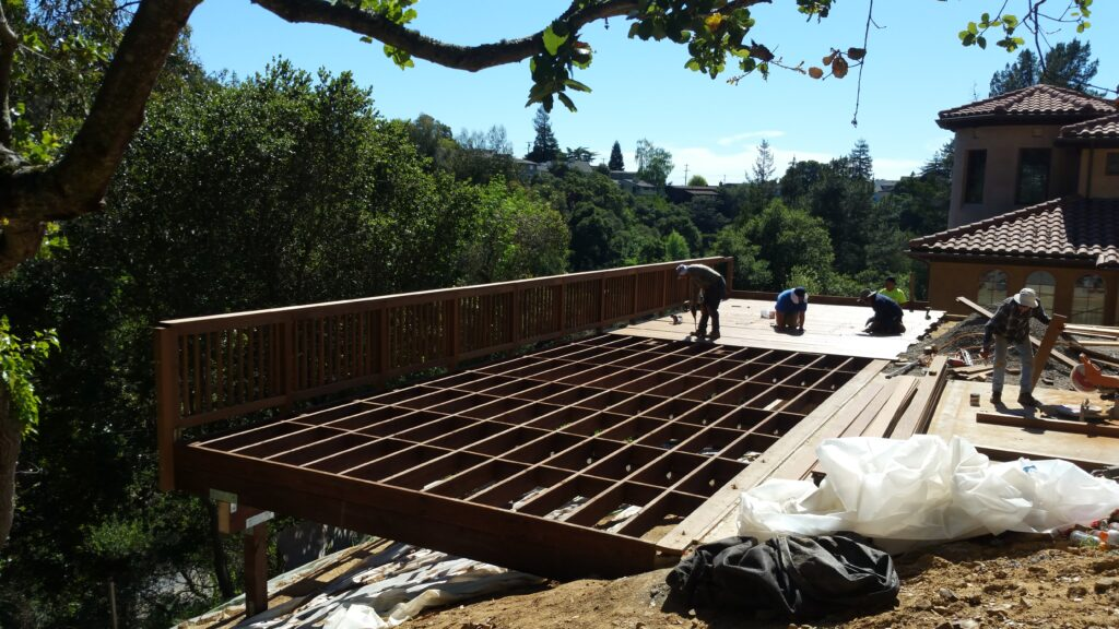 How to install deck ipe bay area