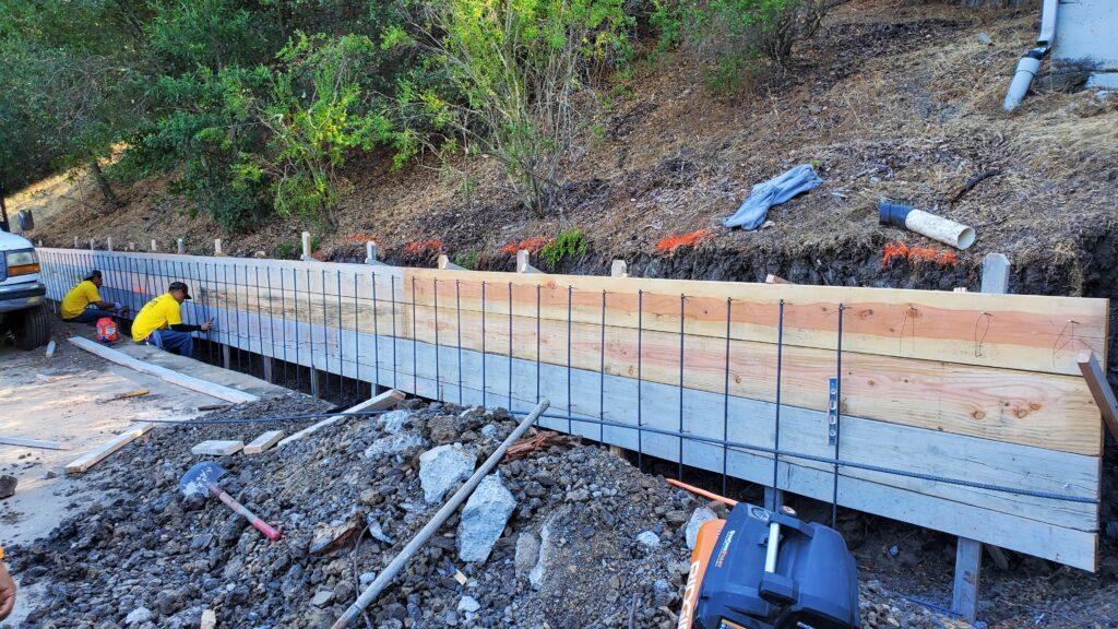. Rebar Installation Lafayette All Access 510-701-4400