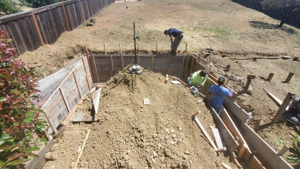 Retaining wall contractor near me vallejo