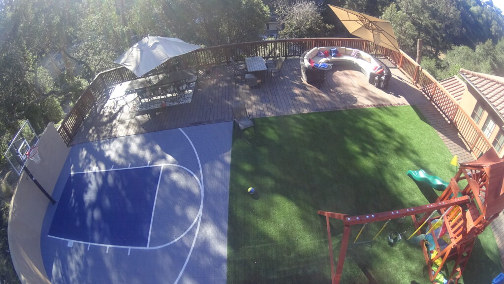 Sports Court San Francisco Bay Area ... All Access 510-701-4400