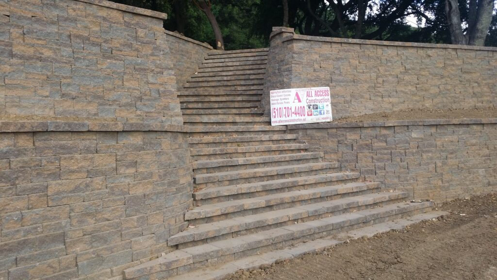 How to build block steps by belgard