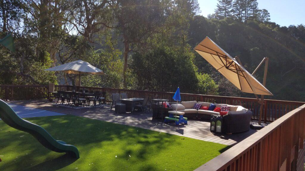 Ipe deck install bay area