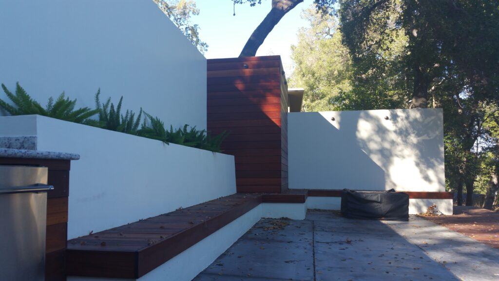 Retaining wall Design Bay area