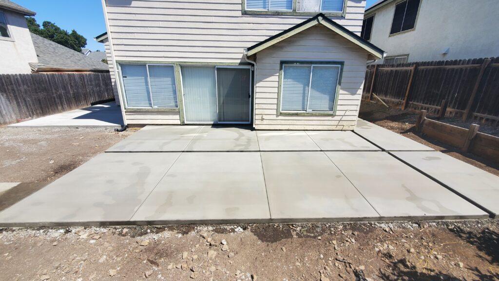 Bay Area Concrete Patio All Access 510-701-4400