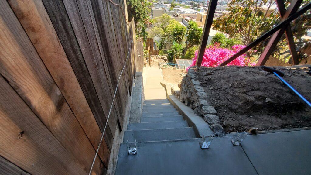Concrete Services Dogpatch district San francisco